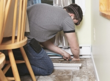 residential heating and cooling heater maintenance