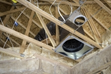 residential heating and cooling heating ductwork