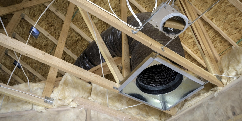 Residential Heating And Cooling Ductwork