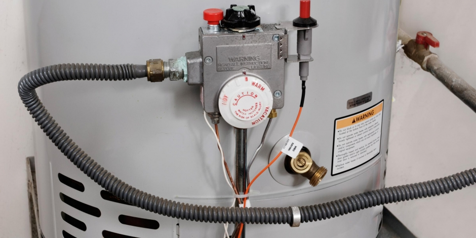 residential heating and cooling hot water heaters
