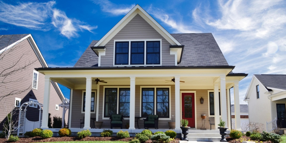 residential heating and cooling energy efficient home